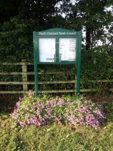 The Parish Noticeboard